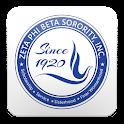 Zeta Phi Beta Sorority icon