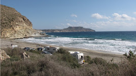 Cala del Plomo, en Cabo de Gata