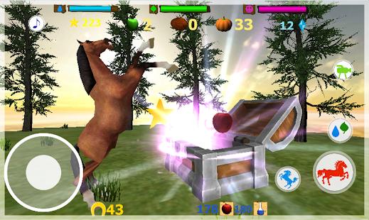 Horse simulátor - 3D hry - náhled