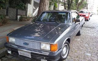 Chevrolet Opala Comodoro Rent São Paulo