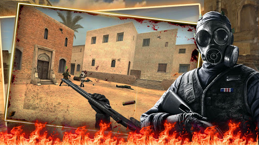 Gun Strike: Real 3D Shooting Games- FPS 2.0.2 Screenshots 21