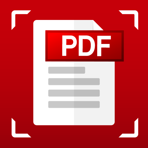 PDF Scanner - Scan documents, photos, ID, passport Icon