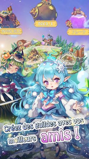 Code Triche Summon Princess-Anime AFK SRPG  APK MOD (Astuce) screenshots 5