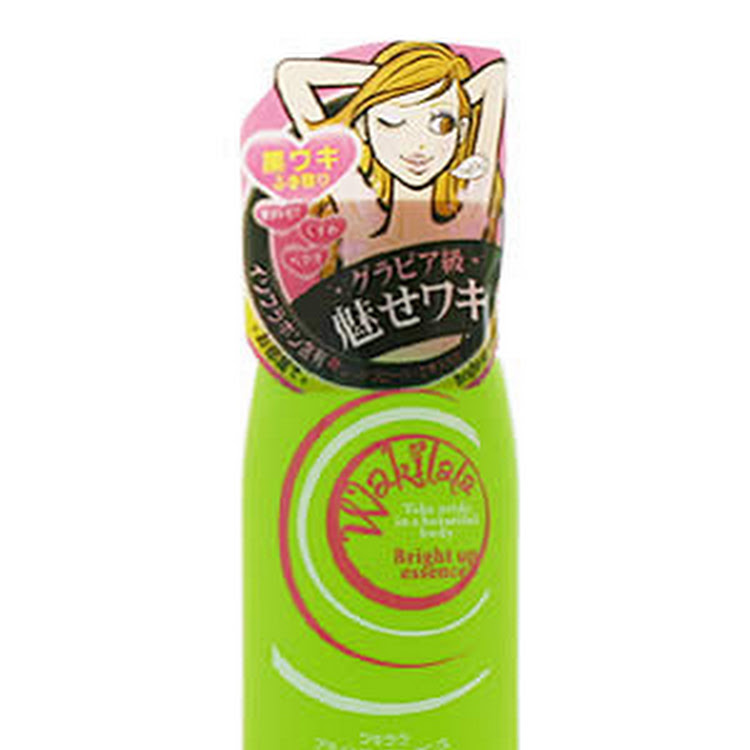 Wakilala Japan Armpit Bright-up Essence (120ml) by Supermodels Secrets