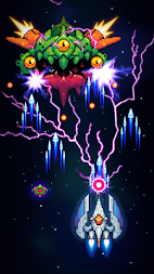 Falcon Squad - Protectors Of The Galaxy APK screenshot thumbnail 1