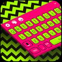 Fluorescent Vibrant Keyboard Theme icon