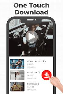 Video Downloader: All Video Downloader & Browser Apk Download For Android 3