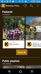 Kinomap Fitness - náhled