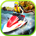 Jet Ski Simulator: Пляж воды icon