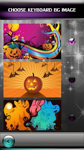 Halloween Keyboards - náhled