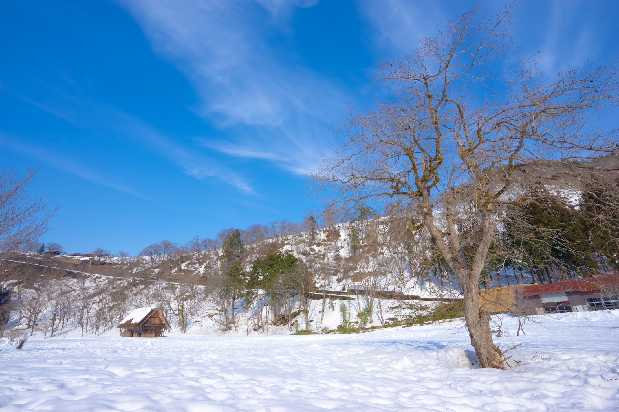 Shirakawa-go winter3