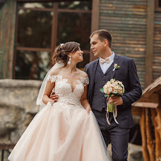 Wedding photographer Valeriy Sichkar (ValeriiSichkar). Photo of 26.12.2018