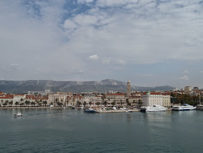 Photo: View on Split