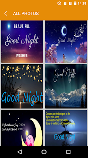 Best Good Night Wishes - náhled