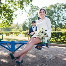 Wedding photographer Evgeniya Vidanova (Vidanova). Photo of 07.12.2015