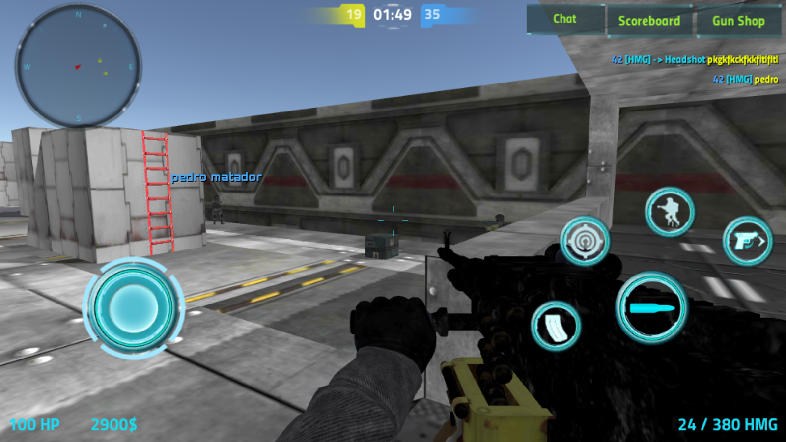 Real Counter Strike - Online FPS- screenshot