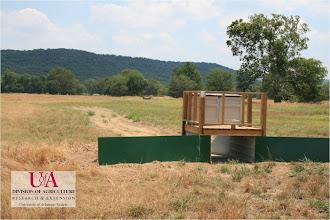 Photo: Pasture monitoring station (7-21-11)