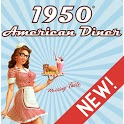 1950 American Diner icon