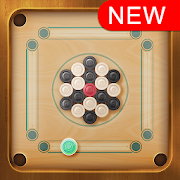 Carrom Friends: Online Carrom Board Disc Pool Game