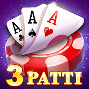 Teen Patti Flush: 3 Patti Poker