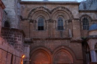 Photo: Church of the Holy Sepulcher (Christian Quarter)