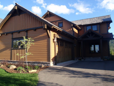 Teton Valley Vacation Rental Victor, Idaho - Front Of House