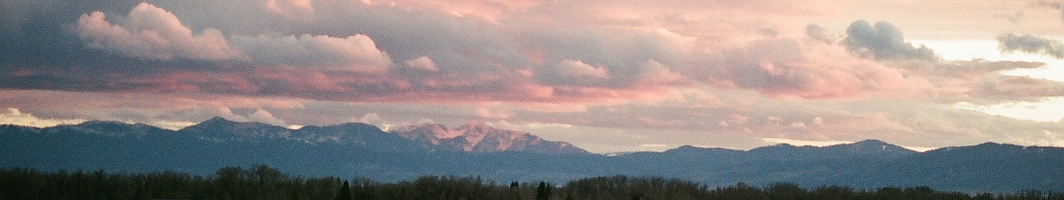 Teton Valley Vacation Rental - Victor, Idaho: Teton Valley View
