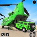 US Army Vehicles Transport Truck: Simulator Games icon