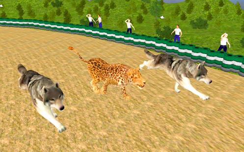 Crazy Animal Racing - náhled