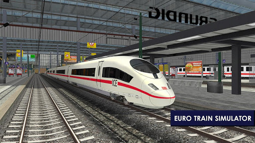 Euro Train Simulator 2 1.0.4.3 screenshots 4