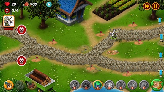 Download Tower Defense: New World War For PC Windows and Mac apk screenshot 4