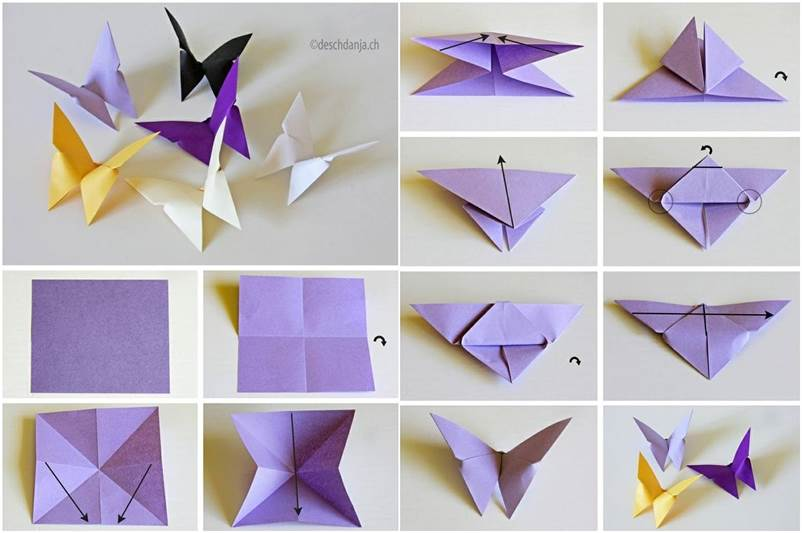 Origami Guide - Instructions on How to Make Origami | 533x802