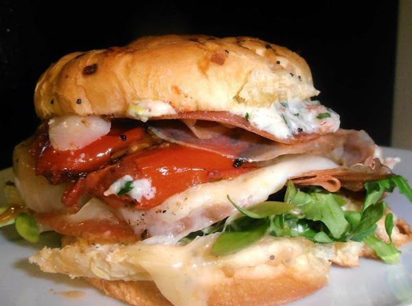 Laurie's I Got This Sammie Recipe