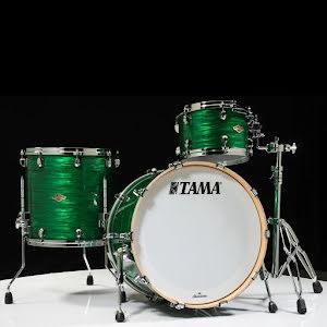Tama Starclassic Walnut/Birch - WBR32RZS-JDL - Jade Silk
