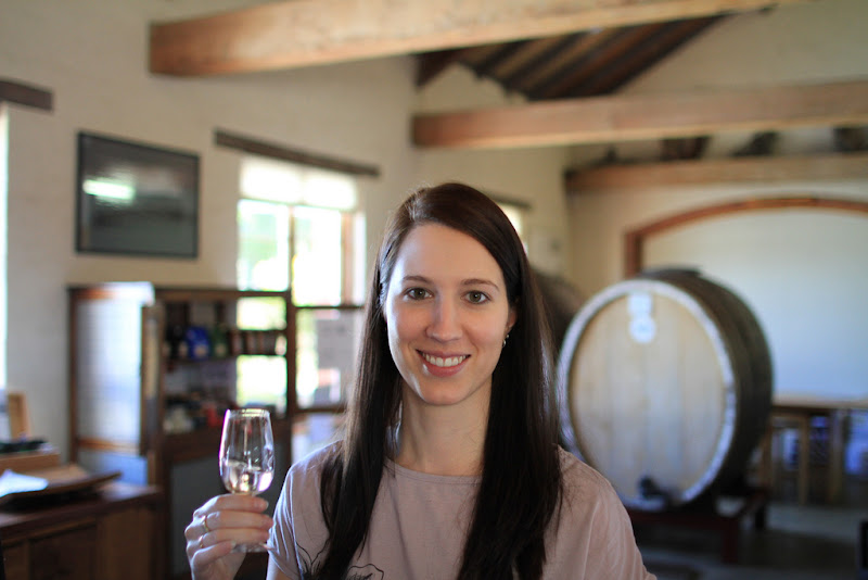 At Bethany Wines, one of the oldest established winemakers in the Barossa Valley of South Australia.
