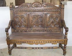 jepara furniture indonesia furniture manufacturer and exporter mahogany carved bench
