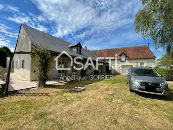 maison à Jeu-Maloches (36)