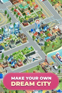 Idle Delivery City Tycoon: Cargo Transit Empire MOD (Money) 5