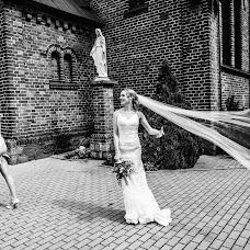 Bryllupsfotograf Vidunas Kulikauskis (kulikauskis). Bilde av 02.01.2018