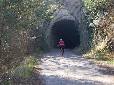 Túnel de l'antic Carrilet