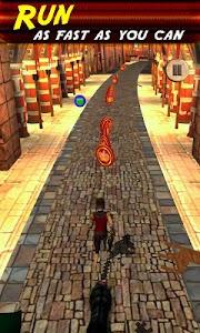 Subway Run Castle Surfers screenshot 0