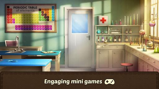 100 Doors Games 2020: Escape from School 3.5.0 screenshots 8