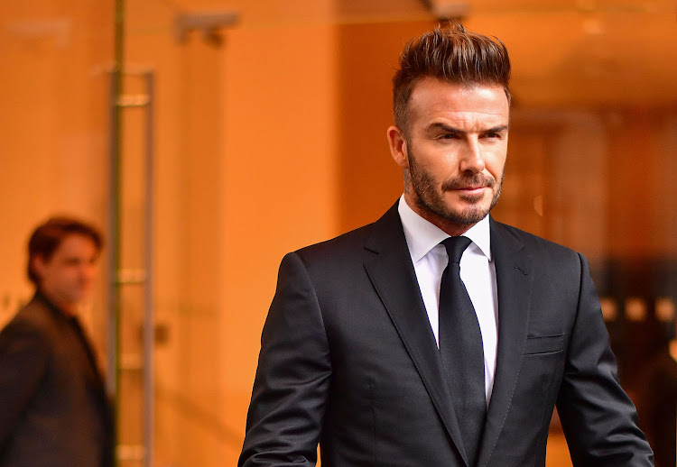 David Beckham declared war on malaria last week, championing a new global campaign – 'Malaria Must Die, So Millions Can Live'