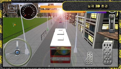 고속 버스 운전을필요: Speed Bus Driving