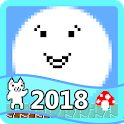 Syobon Action Cat: Very hard game. Super cat world icon