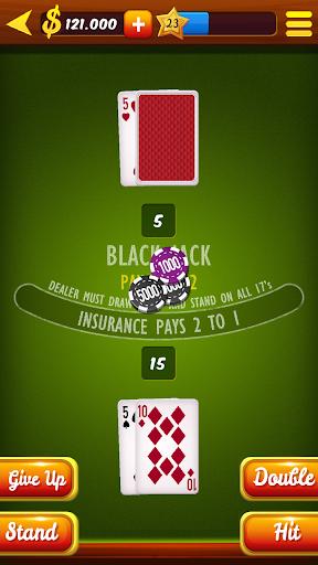 Blackjack 21 HD 1.0 Mod screenshots 1