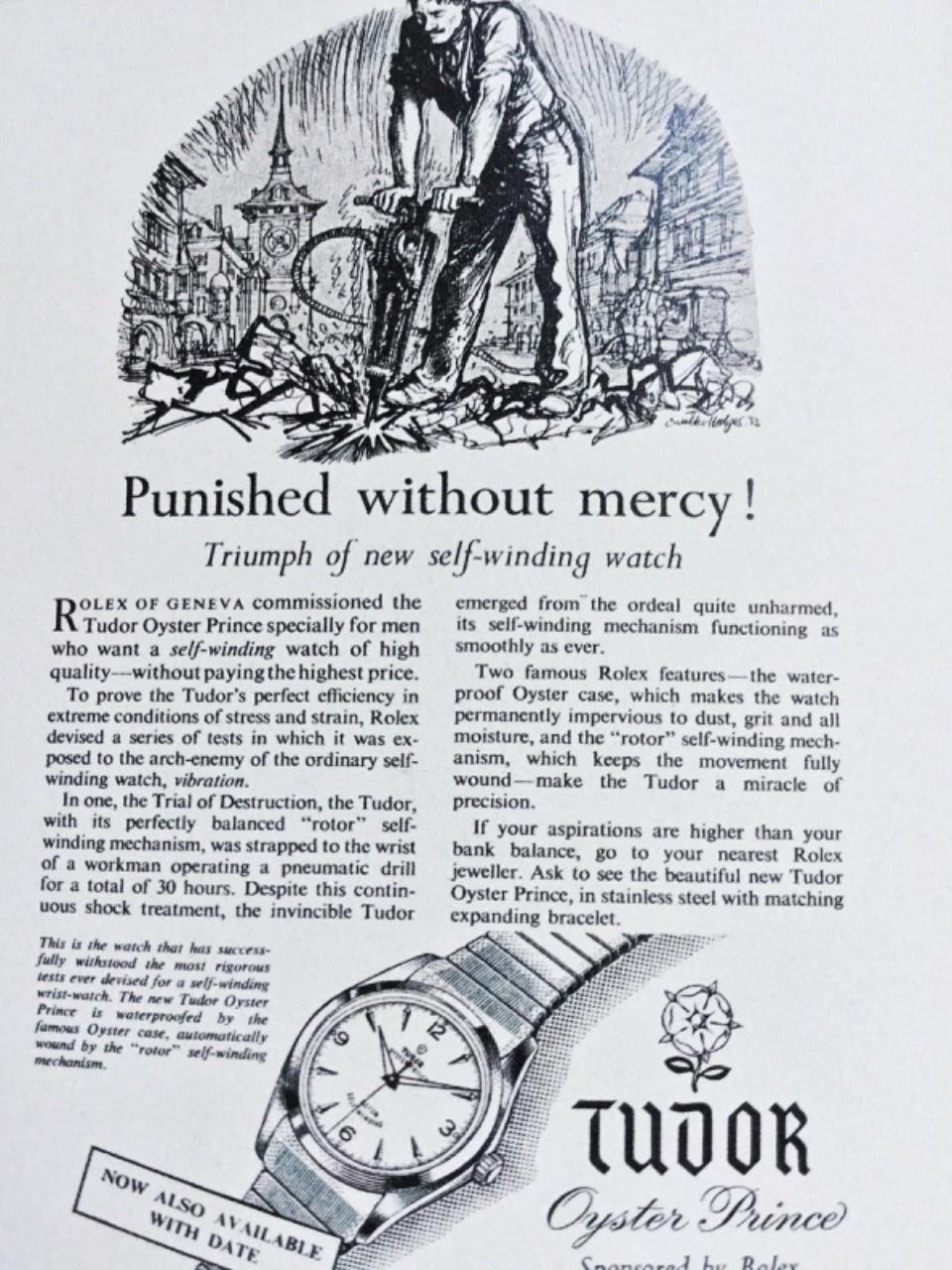 Rolex - Do you fancy being punished without mercy?