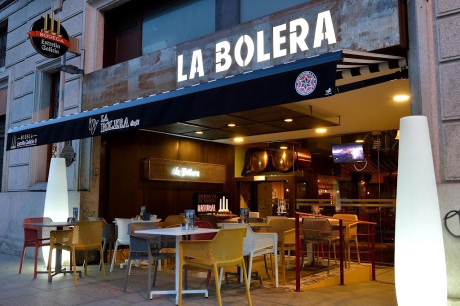 Foto La Bolera café 9