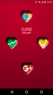 CUPID - Icon Pack- screenshot thumbnail