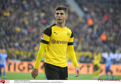 ? Verklapt mede-international hier de toptransfer van Pulisic naar Chelsea?